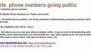 Ask LH: Is My Mobile Number About To Be Given To ...