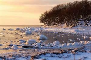Cold Coast of the White Sea near Solovki · Russia Travel Blog  Sea