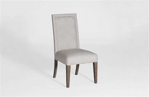 transitional linen dining chair verona dining chair