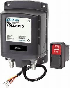 Ml Solenoid - 12v Dc
