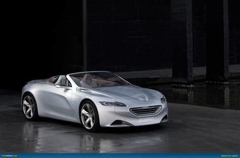 Peugeot Sr1 by Ausmotive 187 Peugeot Sr1 Concept