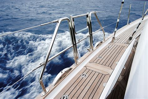 Ultimate Boat Ladder by Discovery 55 Mk Ii The Ultimate World Class Cruising Yacht