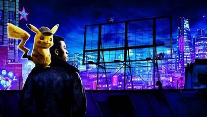 Pikachu Detective 4k Pokemon Wallpapers 10k Movies