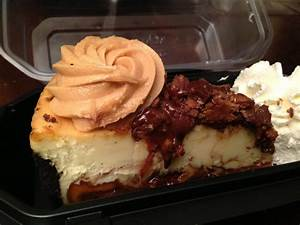 Adams peanut butter cup fudge ripple cheesecake. Watch out ...