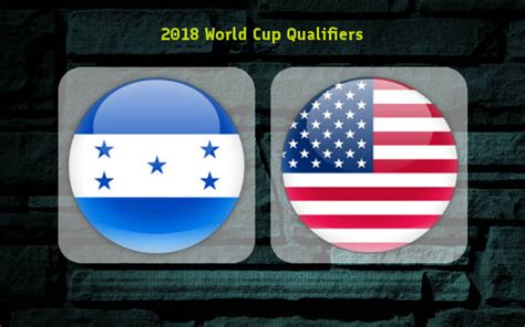 usa world cup qualifying table honduras vs usa preview predictions and betting tips