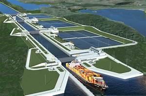 Uitbreiding sluizencomplexen Panamakanaal - NLingenieurs