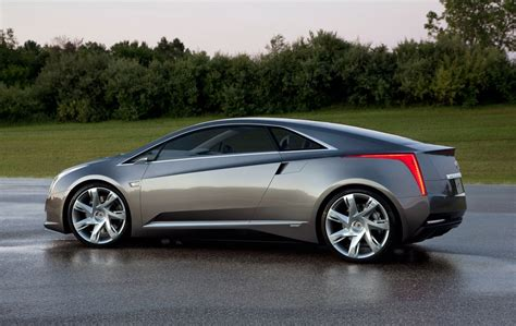 Cadillac Elr by Cadillac Unveils The 2016 Elr Coupe