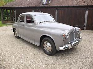1961 Rover 100 4 Door Saloon Manual With Overdrive Sold