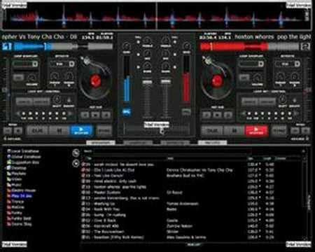 java dj mix