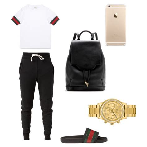 U0026quot;Gucci flip flopsu0026quot; | dope outfits | Pinterest | Flipping and Gucci