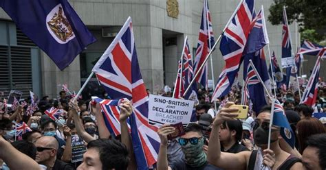 Central and Eastern Asia :: China says Britain has ...