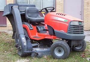 Scotts Riding Lawn Mower By John Deere