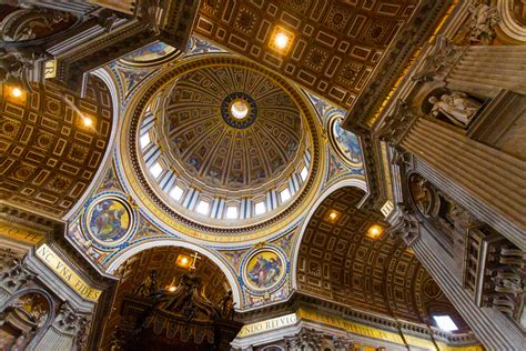most beautiful home interiors in the st s basilica tour dome climb walks of italy