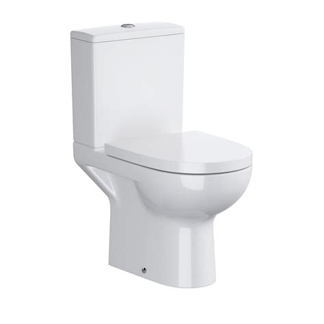 cooke lewis san remo close coupled toilet  soft