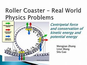 Roller Coaster   Real World Physics Problems