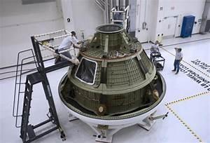 WKSU News: NASA tests Orion spacecraft in Sandusky
