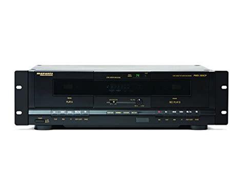 marantz cassette marantz professional pmd 300cp dual cassette player