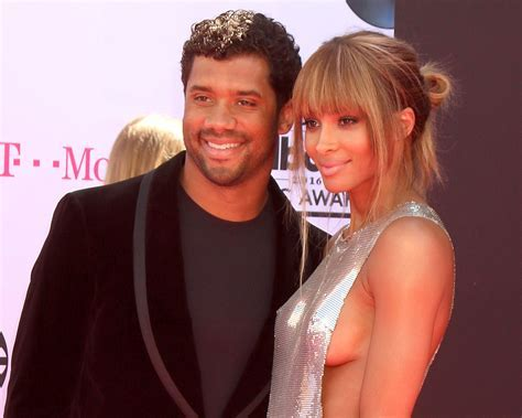Ciara Declares Love for Russell Wilson on One Year Anniversary