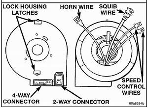 I Replaced The Clock Spring On My 1997 Dodge Stratus  In The Process I Took Apart The Horn