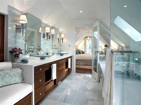 master suite bathroom ideas serene attic bathroom retreat candice began this attic