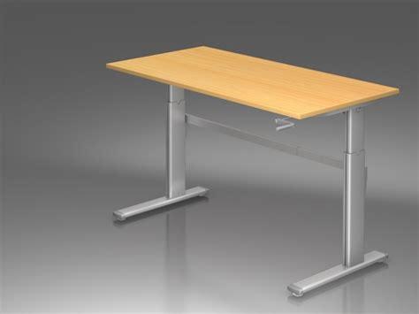 bureau assis debout manuel rhea