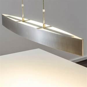 Pendelleuchten Led Esszimmer : design led h ngeleuchte leuchte pendelleuchte esszimmer ~ Watch28wear.com Haus und Dekorationen