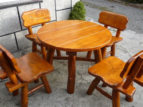 wooden garden furniture for sale sets tables and chairs