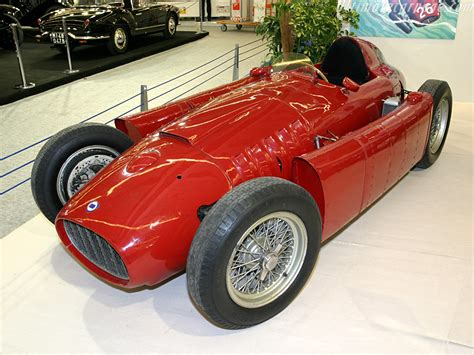 Lancia D50 High Resolution Image (1 Of 12