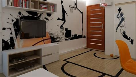 deco chambre basket décoration chambre theme basket