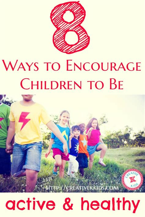 the ultimate week 46 my abundant 390 | 8 ways to encourage children to be active healthy