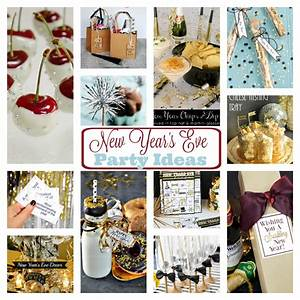 Fun New Year's Eve Party Ideas – Fun-Squared