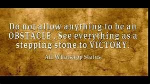 Inspirational Quotes (2014) - Facebook & WhatsApp Status ...