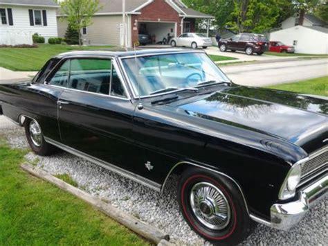 Buy Used 1966 Chevrolet Nova L 79 In Seville, Ohio, United