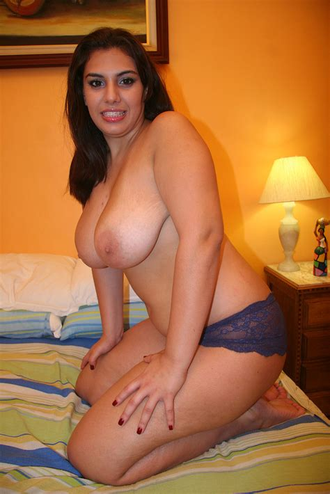 Chubby Latin Girl With Big Boobs Slips Out Xxx Dessert Picture