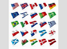 Pictures Of All National Flags Of The World