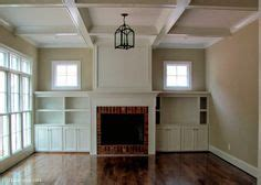 built  bookcases  window  fireplace google