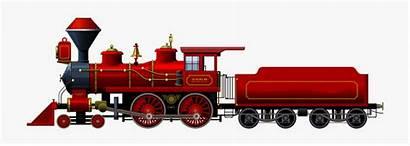 Train Clipart Locomotive Steam Getdrawings Personal Cartoon