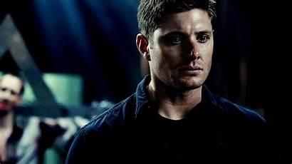 Dean Winchester Supernatural Castiel Yourreactiongifs Sad Jensen