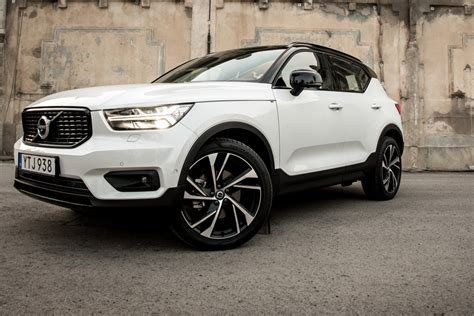 test drive 2018 volvo xc40 cool hunting