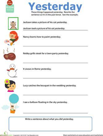 get into grammar past tense teaching ideas tenses