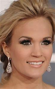 Carrie Underwood. I LOVE Her Makeup! Gorgeous Would be ...