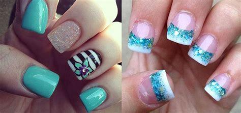 Cute Acrylic Nail Designs Summer