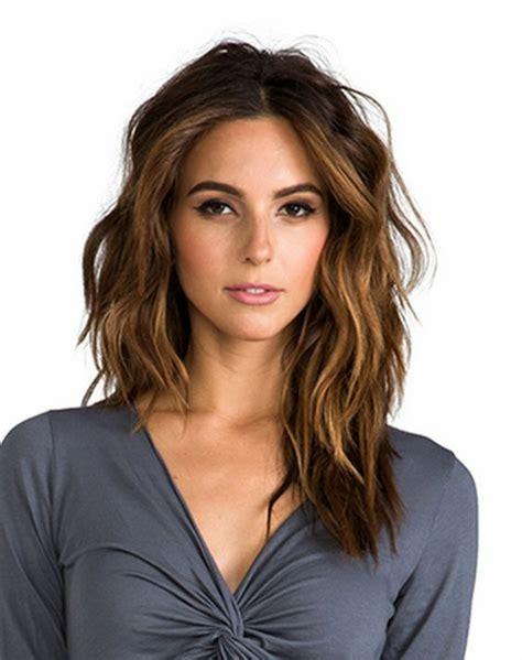 coupe mi femme 1001 id 233 es pour une coupe asym 233 trique les coiffures de