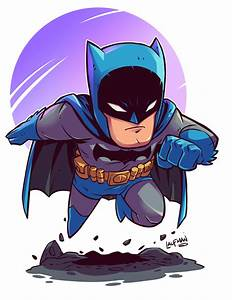 Chibi Batman by DerekLaufman on DeviantArt
