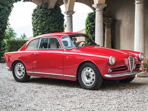 Alfa Romeo Giulietta Sprint Veloce 'alleggerita' By