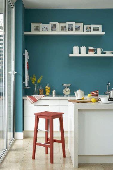 peinture cuisine bleu peinture cuisine bleu et meubles blanc