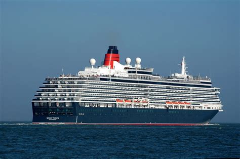 Queen Victoria Cunard Related Keywords