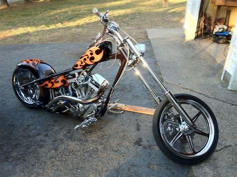 Buy Custom Chopper, 124 Cu, Tp Motor Diamond Cut, Sick On