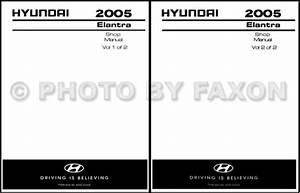 Diagram Of 2005 Hyundai Elantra Repair Manual