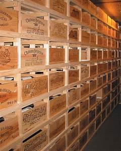 casiers a bouteille casier vin rangement du vin With amenagement cave a vin maison